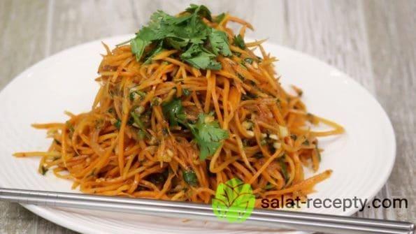 Морковча в домашних условиях простой рецепт