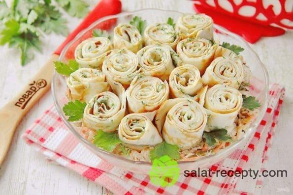 салат кояш рецепт