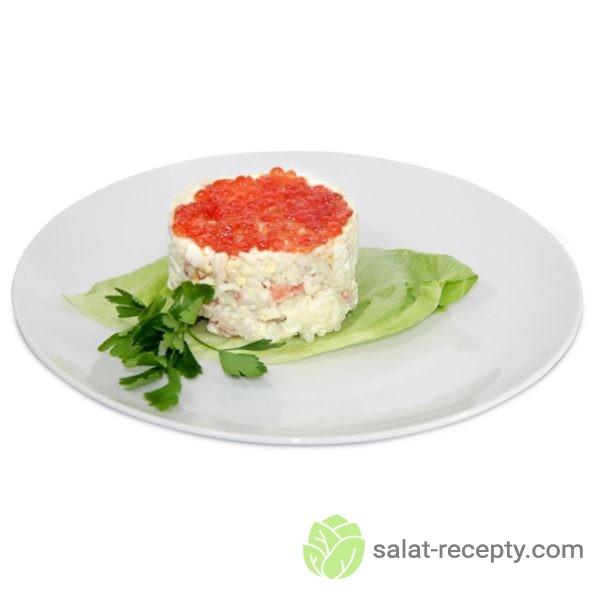 Салат Русалочка рецепт